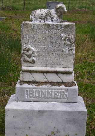 BONNER, IMA NELL - Baxter County, Arkansas | IMA NELL BONNER - Arkansas Gravestone Photos