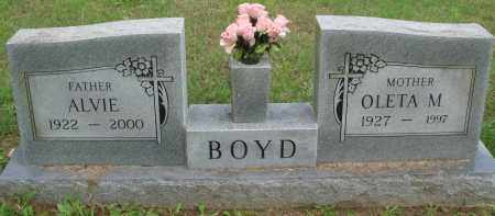 BOYD, OLETA M - Baxter County, Arkansas | OLETA M BOYD - Arkansas Gravestone Photos