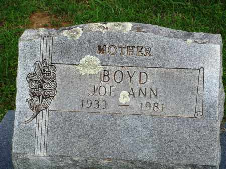 BOYD, JOE ANN - Baxter County, Arkansas | JOE ANN BOYD - Arkansas Gravestone Photos
