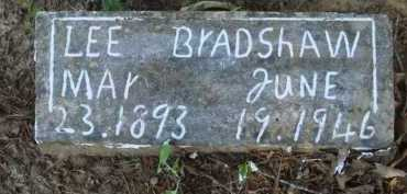 BRADSHAW, LEE - Baxter County, Arkansas | LEE BRADSHAW - Arkansas Gravestone Photos