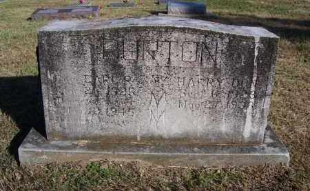 BURTON, HARRY DON - Baxter County, Arkansas   HARRY DON BURTON - Arkansas Gravestone Photos