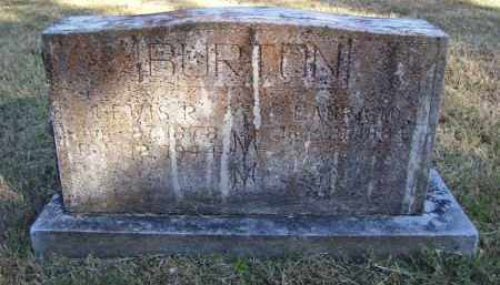 BURTON, LAURA M. - Baxter County, Arkansas | LAURA M. BURTON - Arkansas Gravestone Photos