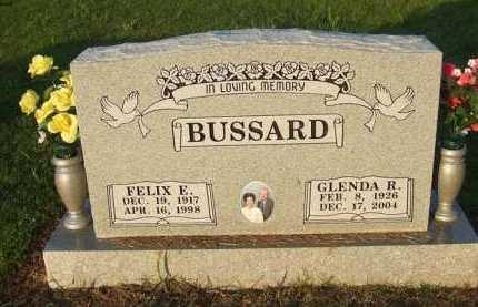 BUSSARD, GLENDA ROSSELLE - Baxter County, Arkansas | GLENDA ROSSELLE BUSSARD - Arkansas Gravestone Photos