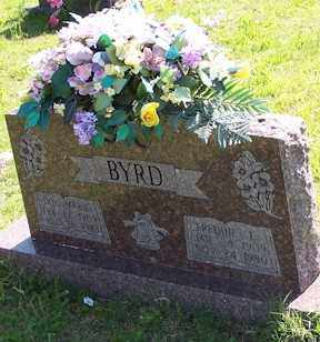 BYRD, DOT MARIE - Baxter County, Arkansas | DOT MARIE BYRD - Arkansas Gravestone Photos