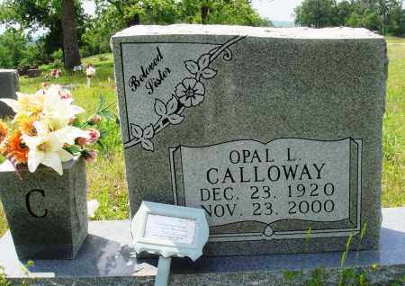 CALLOWAY, OPAL L - Baxter County, Arkansas | OPAL L CALLOWAY - Arkansas Gravestone Photos