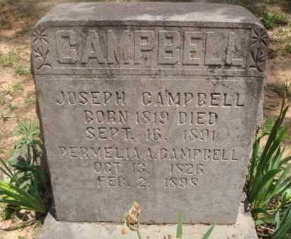 CAMPBELL, JOSEPH - Baxter County, Arkansas | JOSEPH CAMPBELL - Arkansas Gravestone Photos