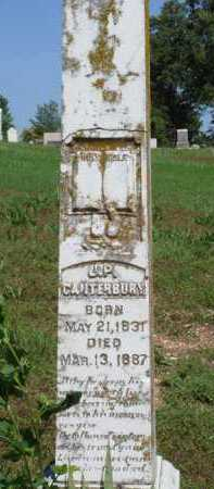 CANTERBURY (VETERAN CSA), JOHN POLK - Baxter County, Arkansas | JOHN POLK CANTERBURY (VETERAN CSA) - Arkansas Gravestone Photos