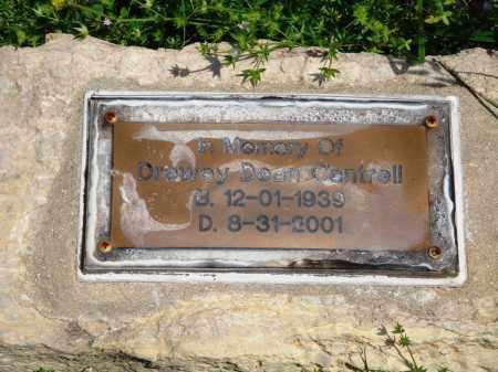 CANTRELL, DREWEY DEAN - Baxter County, Arkansas | DREWEY DEAN CANTRELL - Arkansas Gravestone Photos