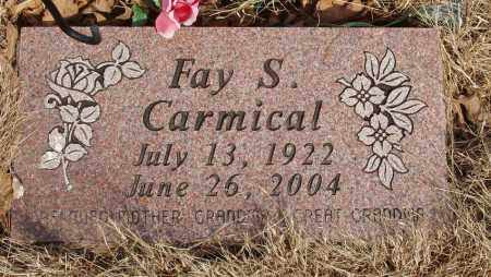 CARMICAL, FAY S - Baxter County, Arkansas | FAY S CARMICAL - Arkansas Gravestone Photos