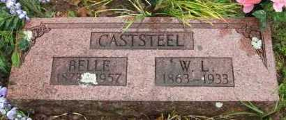COCKRUM CASTSTEEL, ARIZONA BELLE - Baxter County, Arkansas | ARIZONA BELLE COCKRUM CASTSTEEL - Arkansas Gravestone Photos