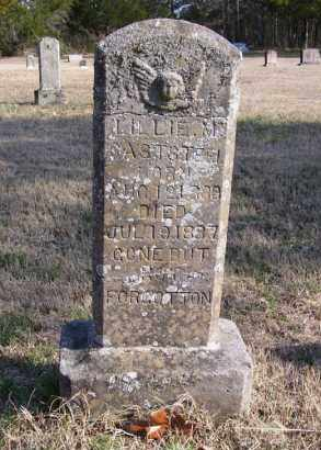 CASTSTEEL, LILLIE M. - Baxter County, Arkansas | LILLIE M. CASTSTEEL - Arkansas Gravestone Photos
