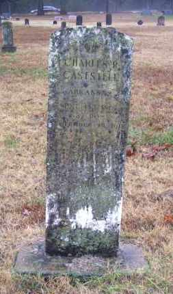 CASTSTEEL (VETERAN WWI), CHARLES R - Baxter County, Arkansas | CHARLES R CASTSTEEL (VETERAN WWI) - Arkansas Gravestone Photos
