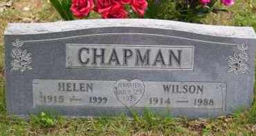 CHAPMAN, HELEN - Baxter County, Arkansas | HELEN CHAPMAN - Arkansas Gravestone Photos