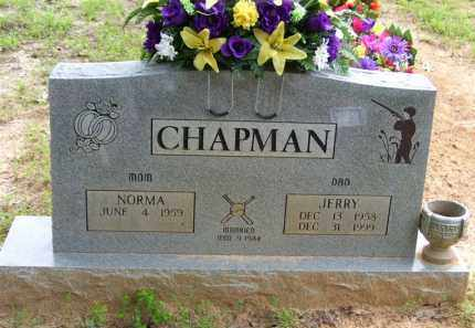 CHAPMAN, JERRY LYNN - Baxter County, Arkansas | JERRY LYNN CHAPMAN - Arkansas Gravestone Photos