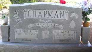 CHAPMAN, LEFFEL DALE - Baxter County, Arkansas | LEFFEL DALE CHAPMAN - Arkansas Gravestone Photos