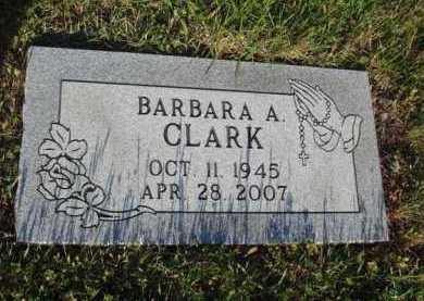 CLARK ORTOSKI, BARBARA A. - Baxter County, Arkansas | BARBARA A. CLARK ORTOSKI - Arkansas Gravestone Photos