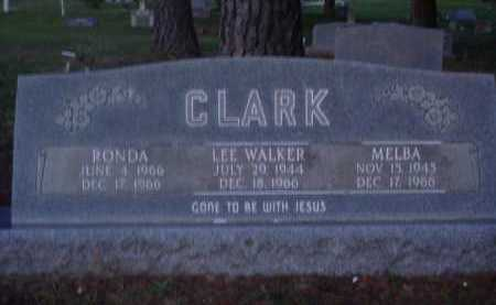CLARK, MELBA - Baxter County, Arkansas | MELBA CLARK - Arkansas Gravestone Photos