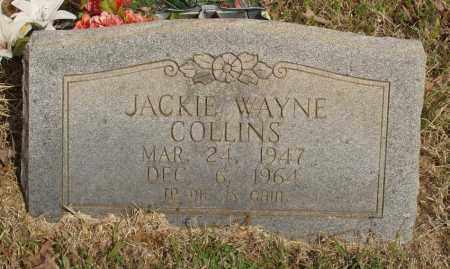 COLLINS, JACKIE WAYNE - Baxter County, Arkansas   JACKIE WAYNE COLLINS - Arkansas Gravestone Photos