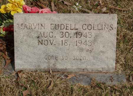 COLLINS, MARVIN EUDELL - Baxter County, Arkansas | MARVIN EUDELL COLLINS - Arkansas Gravestone Photos