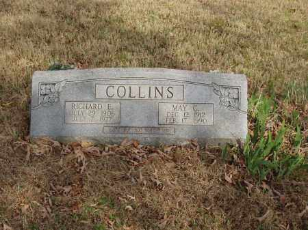 COLLINS, MAY C - Baxter County, Arkansas | MAY C COLLINS - Arkansas Gravestone Photos