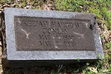 HARGRAVE CONLEY, KEZIAH - Baxter County, Arkansas | KEZIAH HARGRAVE CONLEY - Arkansas Gravestone Photos