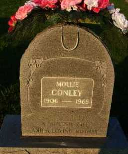 CONLEY, MOLLIE CATHERINE - Baxter County, Arkansas | MOLLIE CATHERINE CONLEY - Arkansas Gravestone Photos
