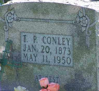CONLEY, T. P. - Baxter County, Arkansas | T. P. CONLEY - Arkansas Gravestone Photos