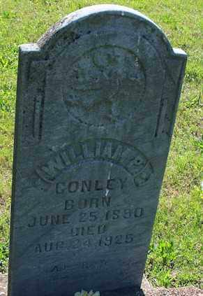 CONLEY, WILLIAM PARKS - Baxter County, Arkansas | WILLIAM PARKS CONLEY - Arkansas Gravestone Photos