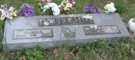 COPELAND, GLADYS - Baxter County, Arkansas | GLADYS COPELAND - Arkansas Gravestone Photos