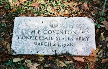 COVENTON (VETERAN CSA), MOSES PETTY - Baxter County, Arkansas | MOSES PETTY COVENTON (VETERAN CSA) - Arkansas Gravestone Photos