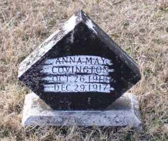 COVINGTON, ANNA MAY - Baxter County, Arkansas | ANNA MAY COVINGTON - Arkansas Gravestone Photos
