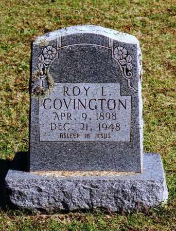 COVINGTON, ROY L. - Baxter County, Arkansas | ROY L. COVINGTON - Arkansas Gravestone Photos