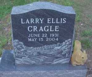 CRAGLE, LARRY ELLIS - Baxter County, Arkansas | LARRY ELLIS CRAGLE - Arkansas Gravestone Photos