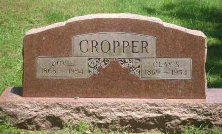 CROPPER, CLAY S - Baxter County, Arkansas | CLAY S CROPPER - Arkansas Gravestone Photos