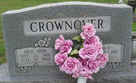 "CROWNOVER, ARLIE ""BOB"" - Baxter County, Arkansas 