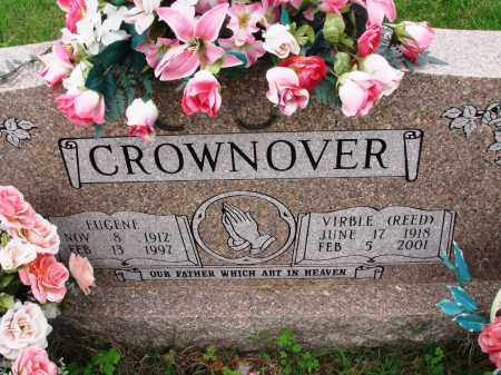 CROWNOVER, VIRBLE - Baxter County, Arkansas | VIRBLE CROWNOVER - Arkansas Gravestone Photos