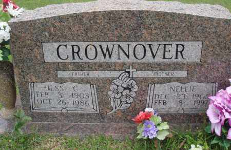 CROWNOVER, JESS C - Baxter County, Arkansas | JESS C CROWNOVER - Arkansas Gravestone Photos