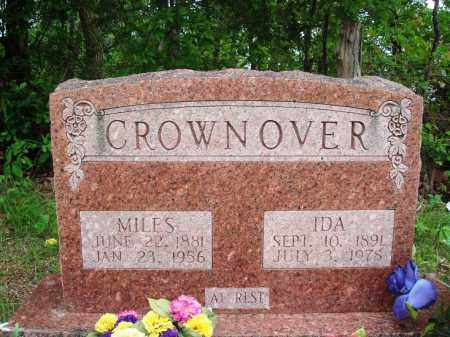 CROWNOVER, IDA - Baxter County, Arkansas | IDA CROWNOVER - Arkansas Gravestone Photos