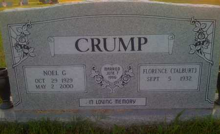 CRUMP, NOEL G. - Baxter County, Arkansas | NOEL G. CRUMP - Arkansas Gravestone Photos