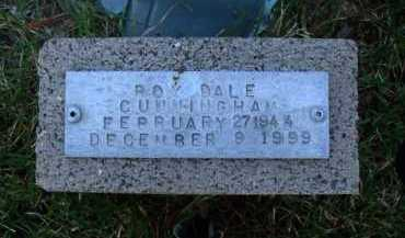 CUNNINGHAM, ROY DALE - Baxter County, Arkansas | ROY DALE CUNNINGHAM - Arkansas Gravestone Photos