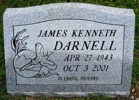 DARNELL, JAMES KENNETH - Baxter County, Arkansas | JAMES KENNETH DARNELL - Arkansas Gravestone Photos