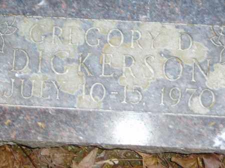DICKSON, GREGORY D. - Baxter County, Arkansas | GREGORY D. DICKSON - Arkansas Gravestone Photos