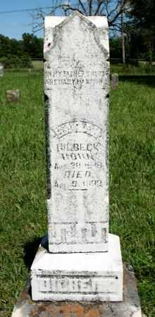 DILBECK MORGAN, SARAH - Baxter County, Arkansas | SARAH DILBECK MORGAN - Arkansas Gravestone Photos