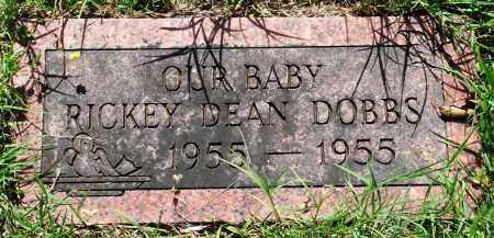 DOBBS, RICKEY DEAN - Baxter County, Arkansas | RICKEY DEAN DOBBS - Arkansas Gravestone Photos