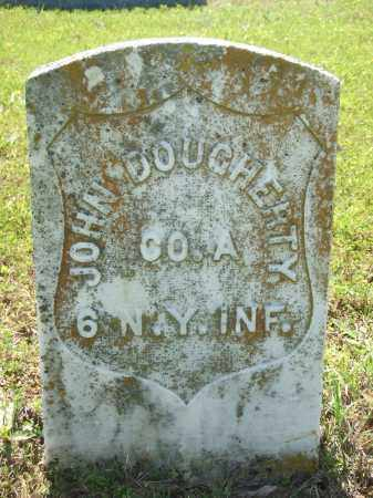 DOUGHERTY (VETERAN UNION), JOHN - Baxter County, Arkansas | JOHN DOUGHERTY (VETERAN UNION) - Arkansas Gravestone Photos