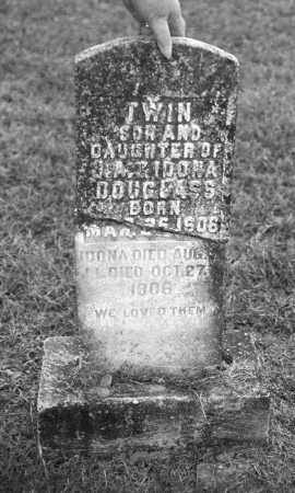 DOUGLAS, IDONA - Baxter County, Arkansas | IDONA DOUGLAS - Arkansas Gravestone Photos