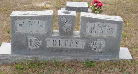 DUFFY, THELMA L - Baxter County, Arkansas | THELMA L DUFFY - Arkansas Gravestone Photos
