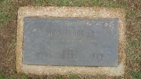 DUNCAN, JESSE F. - Baxter County, Arkansas | JESSE F. DUNCAN - Arkansas Gravestone Photos