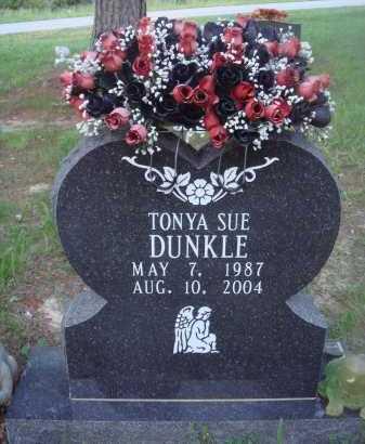 DUNKLE, TONYA SUE - Baxter County, Arkansas | TONYA SUE DUNKLE - Arkansas Gravestone Photos