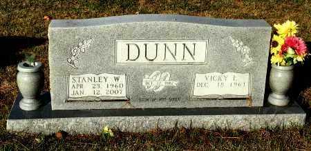 DUNN, STANLEY W. - Baxter County, Arkansas | STANLEY W. DUNN - Arkansas Gravestone Photos